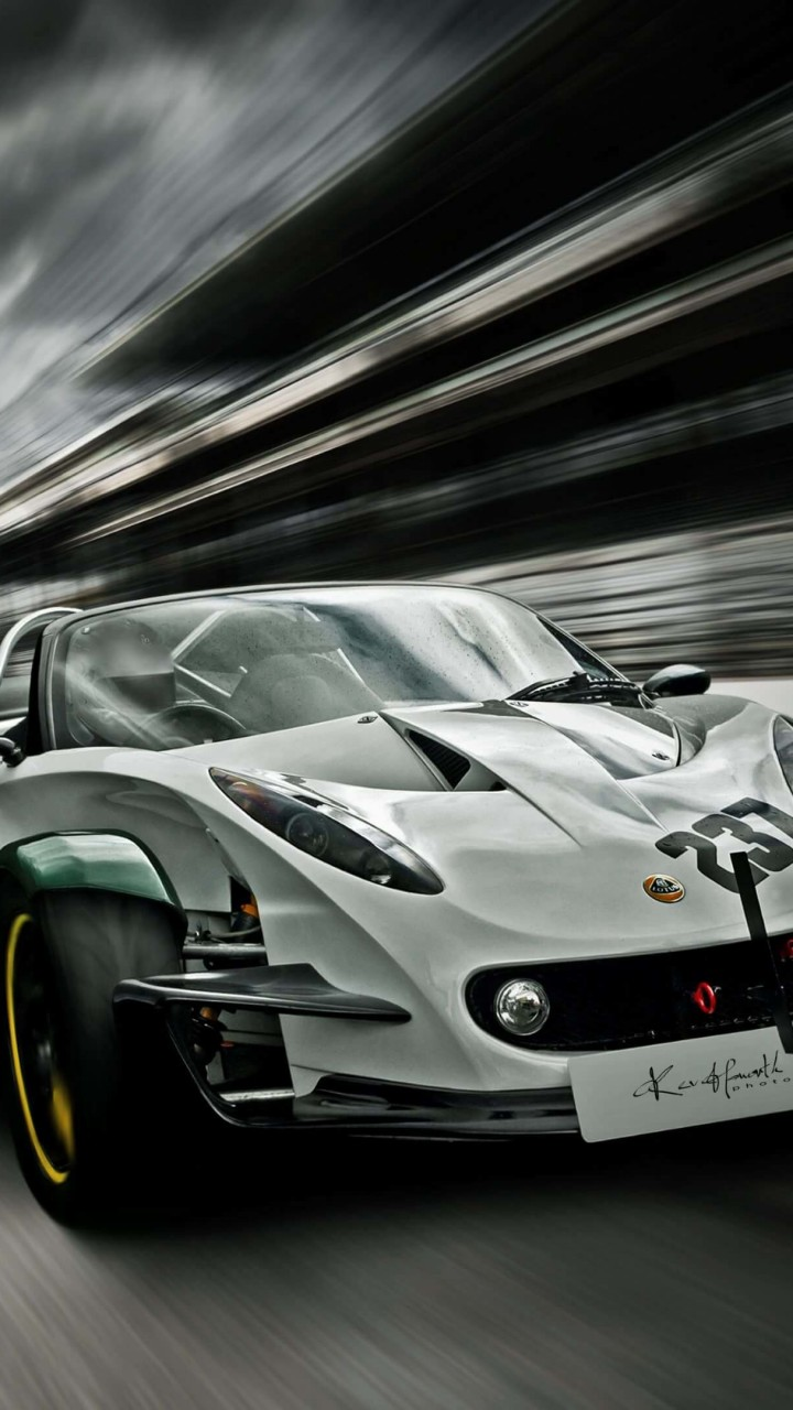 Lotus 340R Wallpaper for HTC One X