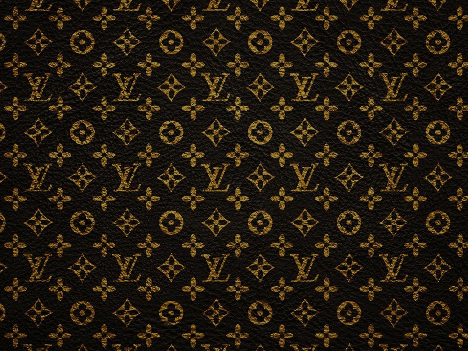 Louis Vuitton Pattern Wallpaper for Desktop 1600x1200