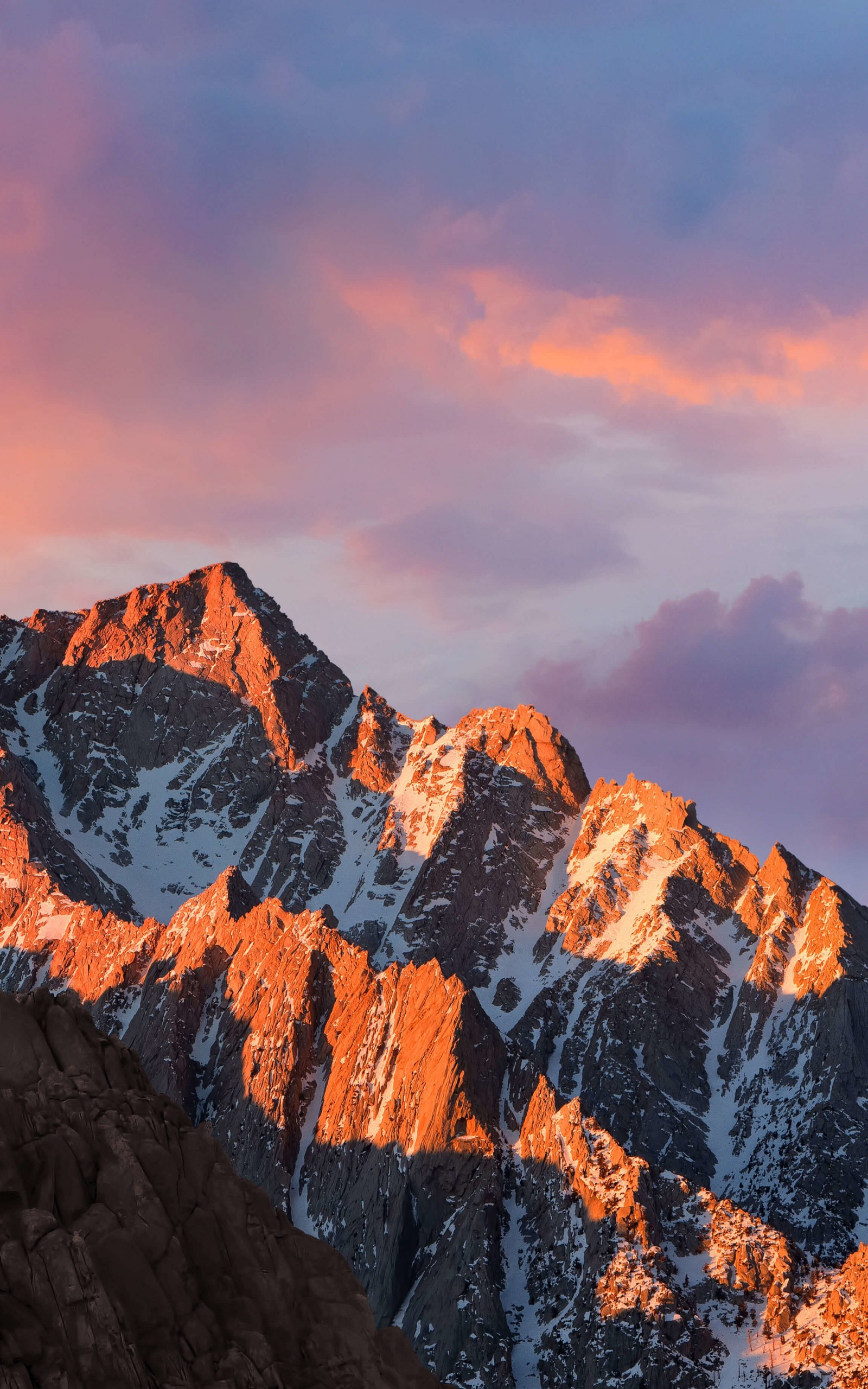 macOS Sierra Wallpaper for Amazon Kindle Fire HDX 8.9