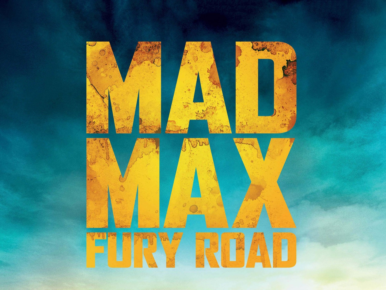 Mad Max: Fury Road (2015) Wallpaper for Desktop 1600x1200