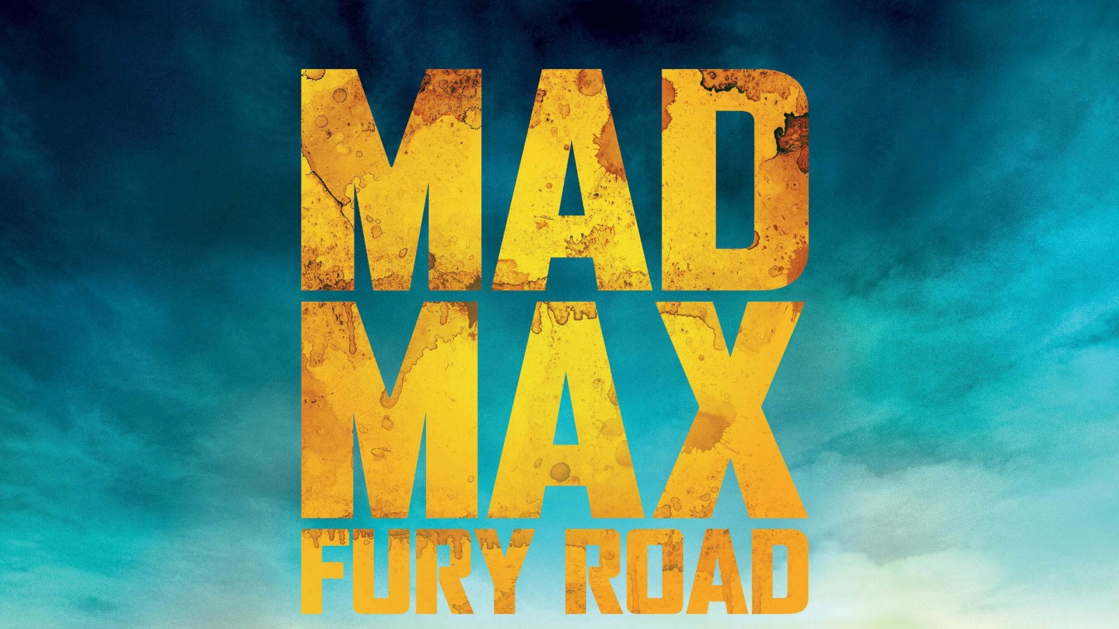 Mad Max: Fury Road (2015) Wallpaper for Desktop 1600x900