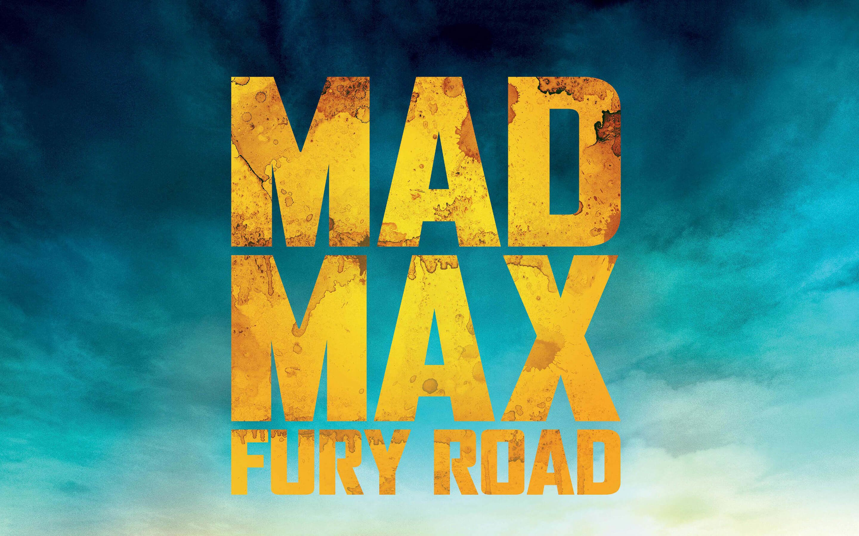 Mad Max: Fury Road (2015) Wallpaper for Desktop 2880x1800