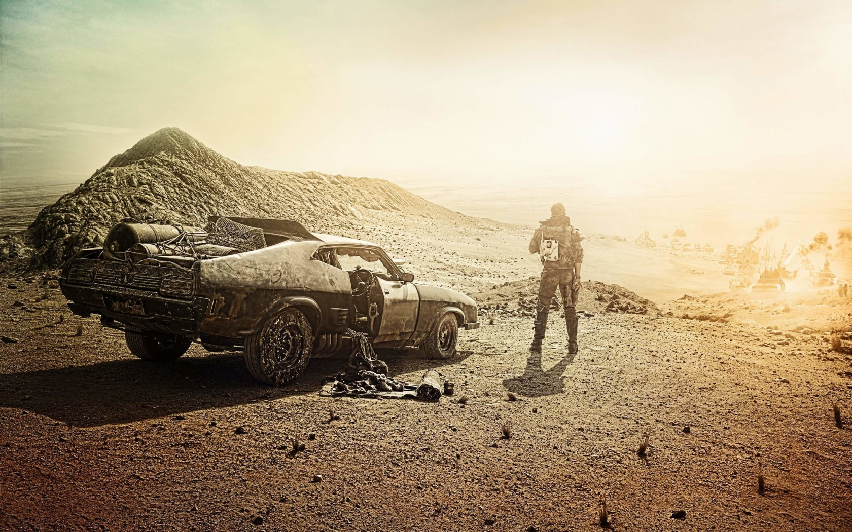 Mad Max Fury Road Movie Wallpaper for Desktop 1680x1050