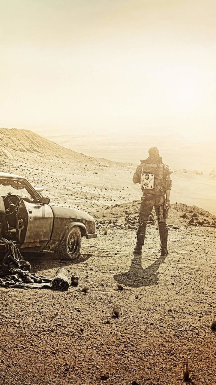 Mad Max Fury Road Movie Wallpaper for Google Galaxy Nexus