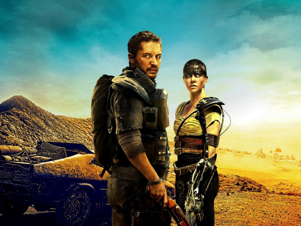 Mad Max: Fury Road Wallpaper for Desktop 1024x768