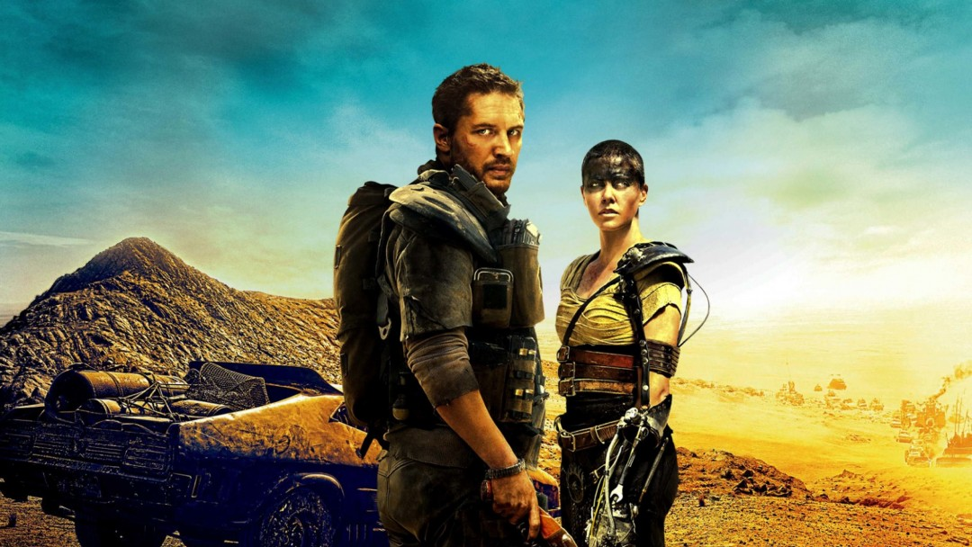 Mad Max: Fury Road Wallpaper for Social Media Google Plus Cover