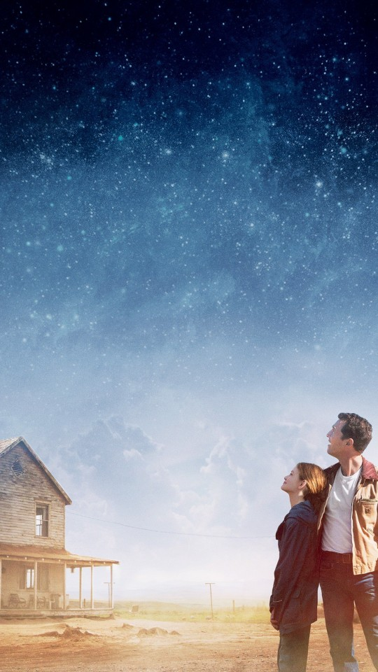 "Matthew McConaughey in ""Interstellar"" Wallpaper for SAMSUNG Galaxy S4 Mini"