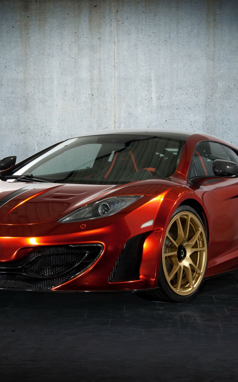McLaren MP4-12Cf By Mansory Wallpaper for Amazon Kindle Fire HD