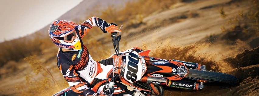 Mike Alessi Wallpaper for Social Media Facebook Cover