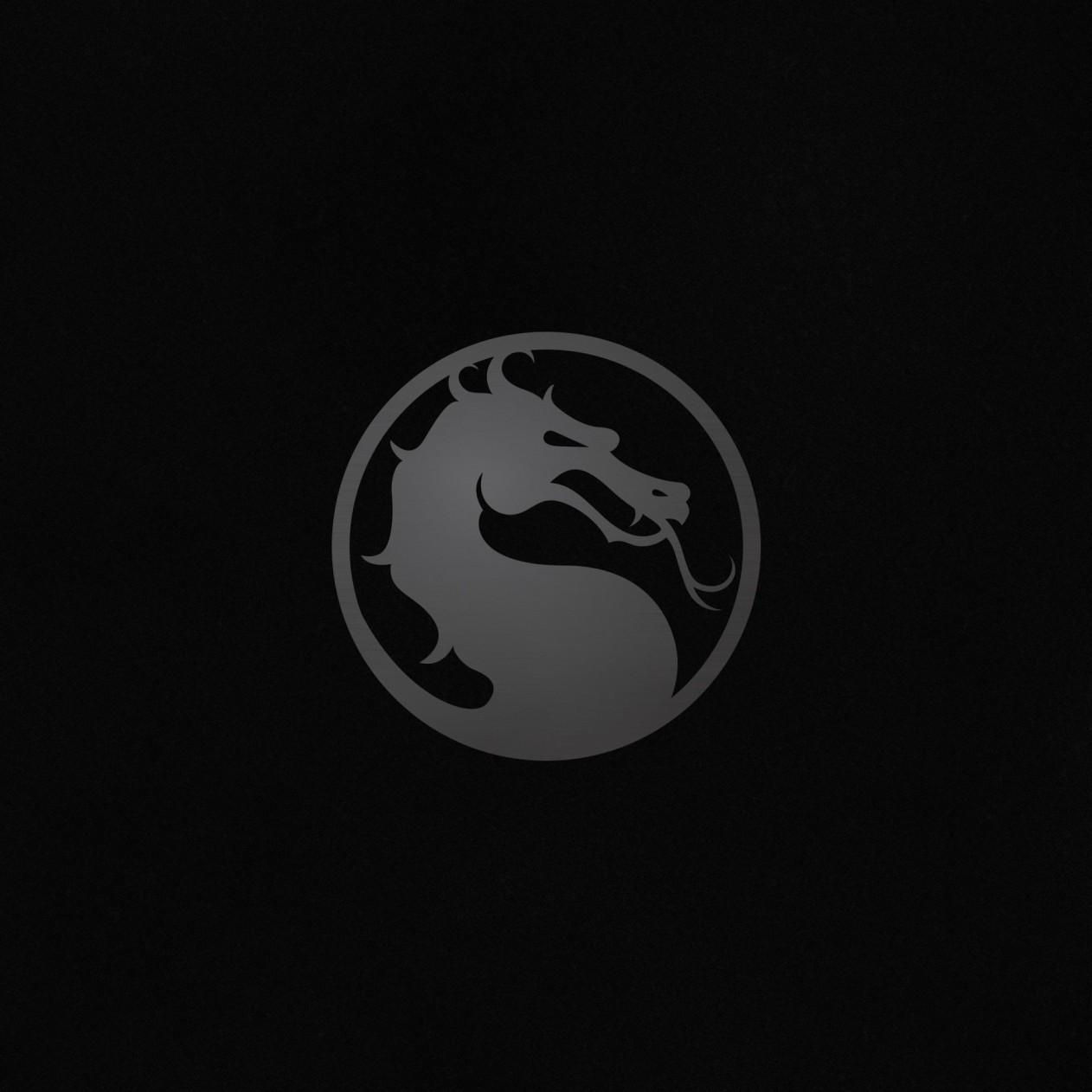 Mortal Kombat X Logo Wallpaper for Apple iPad mini