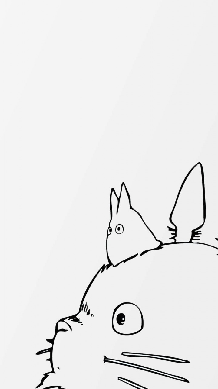 My Neighbor Totoro Wallpaper for SAMSUNG Galaxy S3