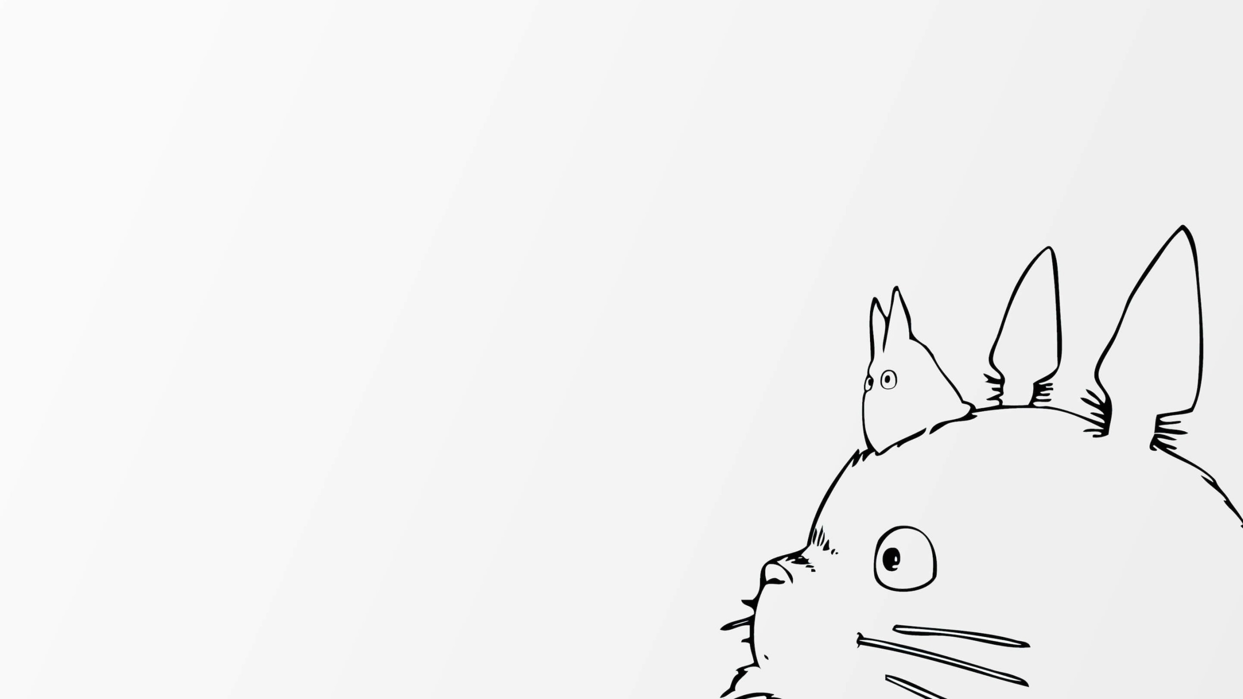 My Neighbor Totoro Wallpaper for Social Media YouTube Channel Art