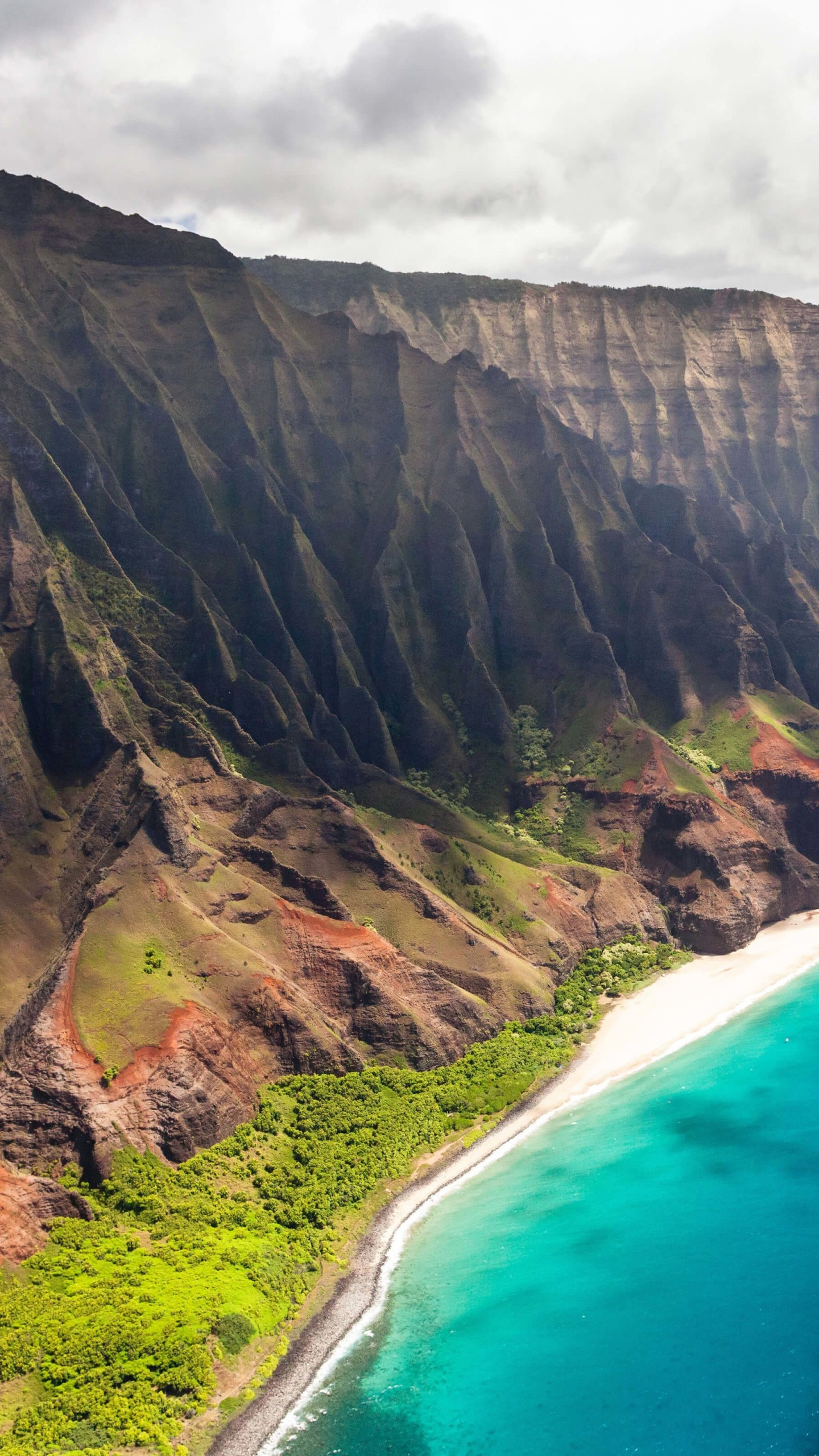 Na Pali Coast Wallpaper for LG G3