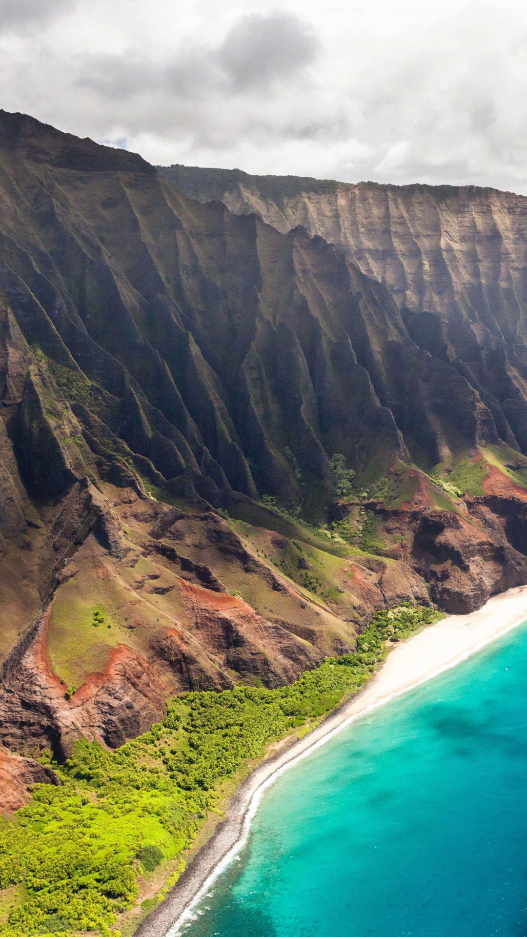 Na Pali Coast Wallpaper for Google Nexus 5