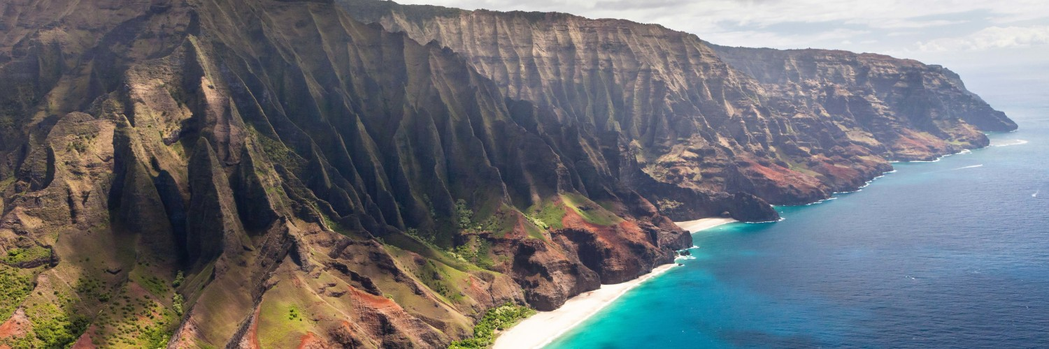 Na Pali Coast Wallpaper for Social Media Twitter Header