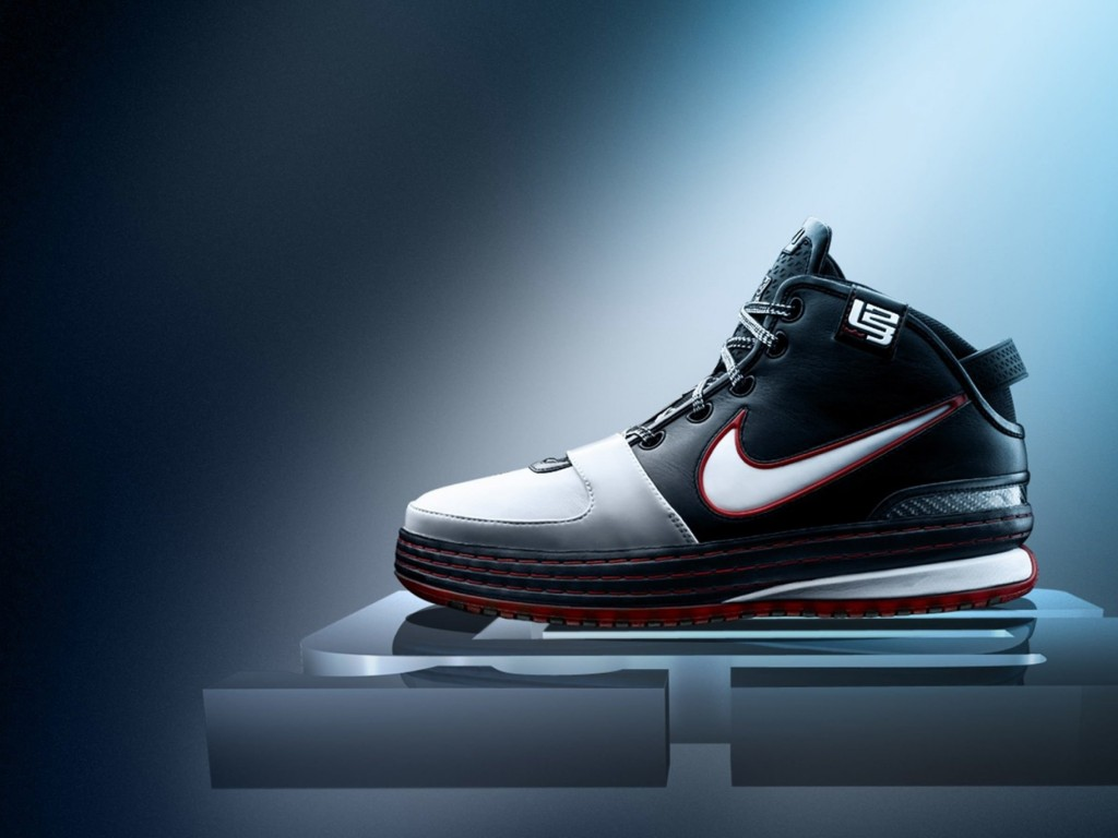 Nike Lebron James L23 Wallpaper for Desktop 1024x768