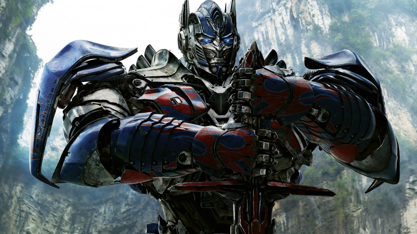 Optimus Prime - Transformers Wallpaper for Desktop 1366x768