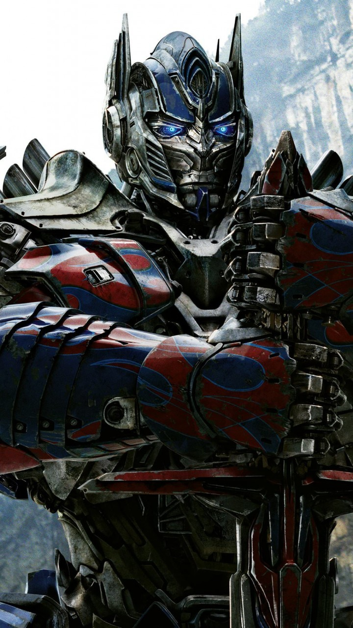 Optimus Prime - Transformers Wallpaper for SAMSUNG Galaxy S3