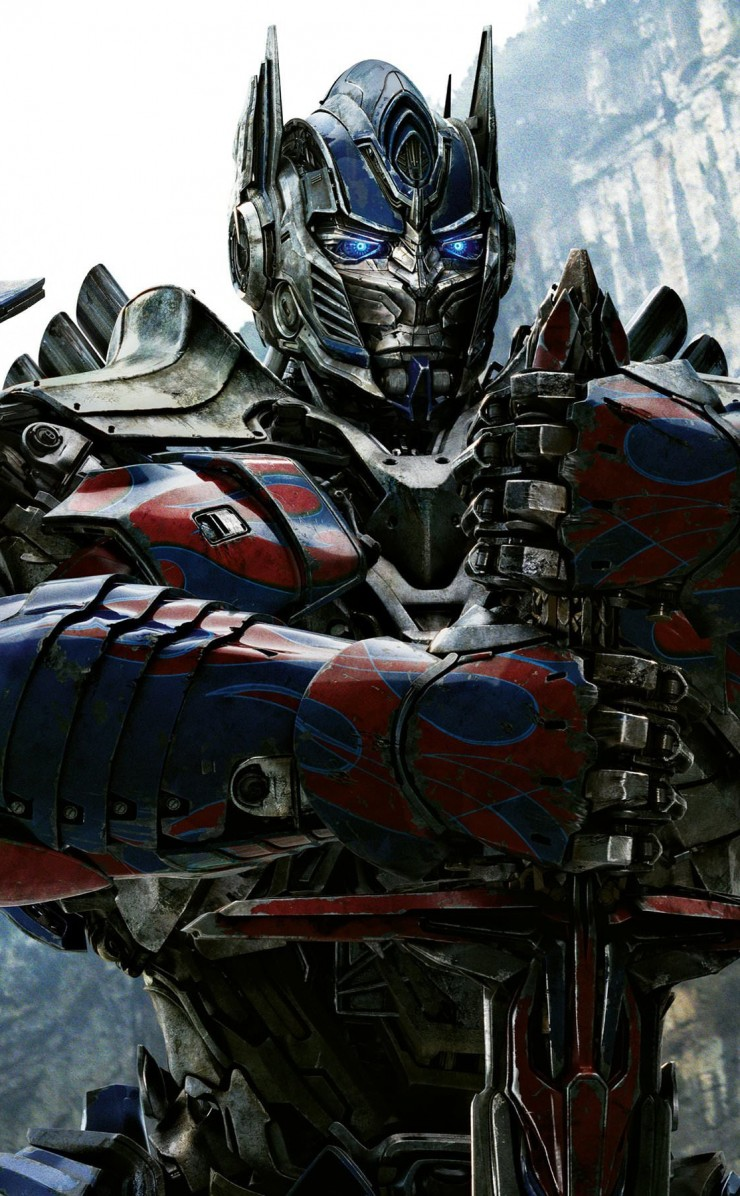 Optimus Prime - Transformers Wallpaper for Apple iPhone 4 / 4s