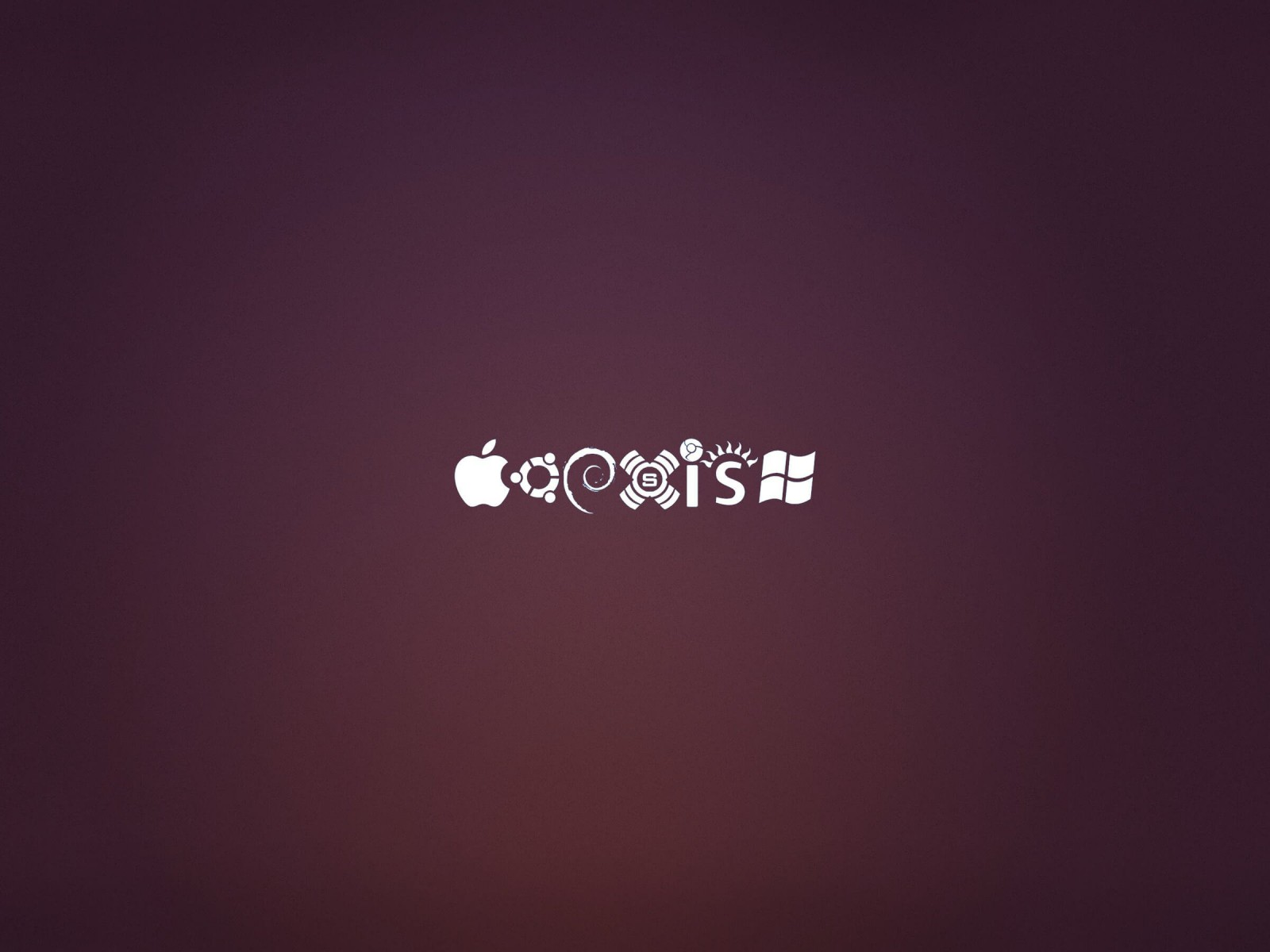 Os coexist hd wallpaper for 1600x1200 screens for Wallpaper for