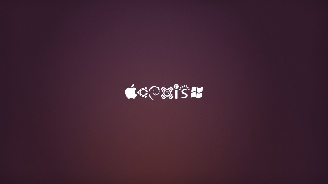 OS Coexist Wallpaper for Social Media Google Plus Cover