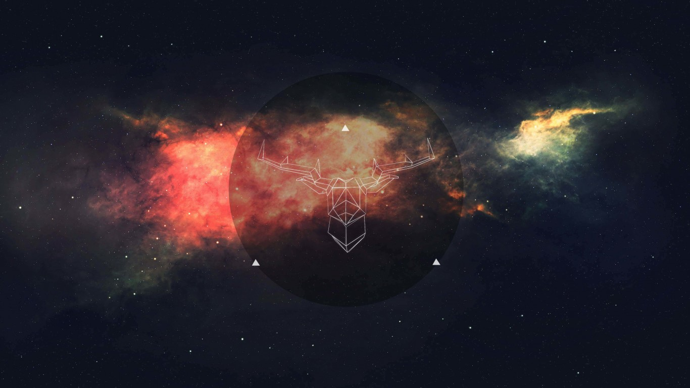 Out There Wallpaper for Desktop 1366x768