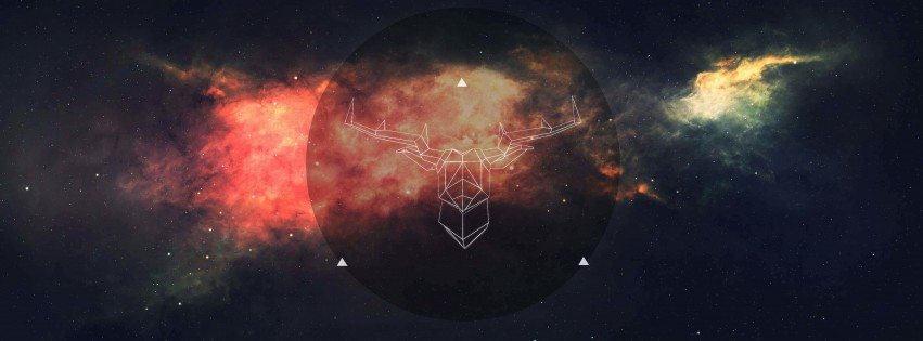 Out There Wallpaper for Social Media Facebook Cover