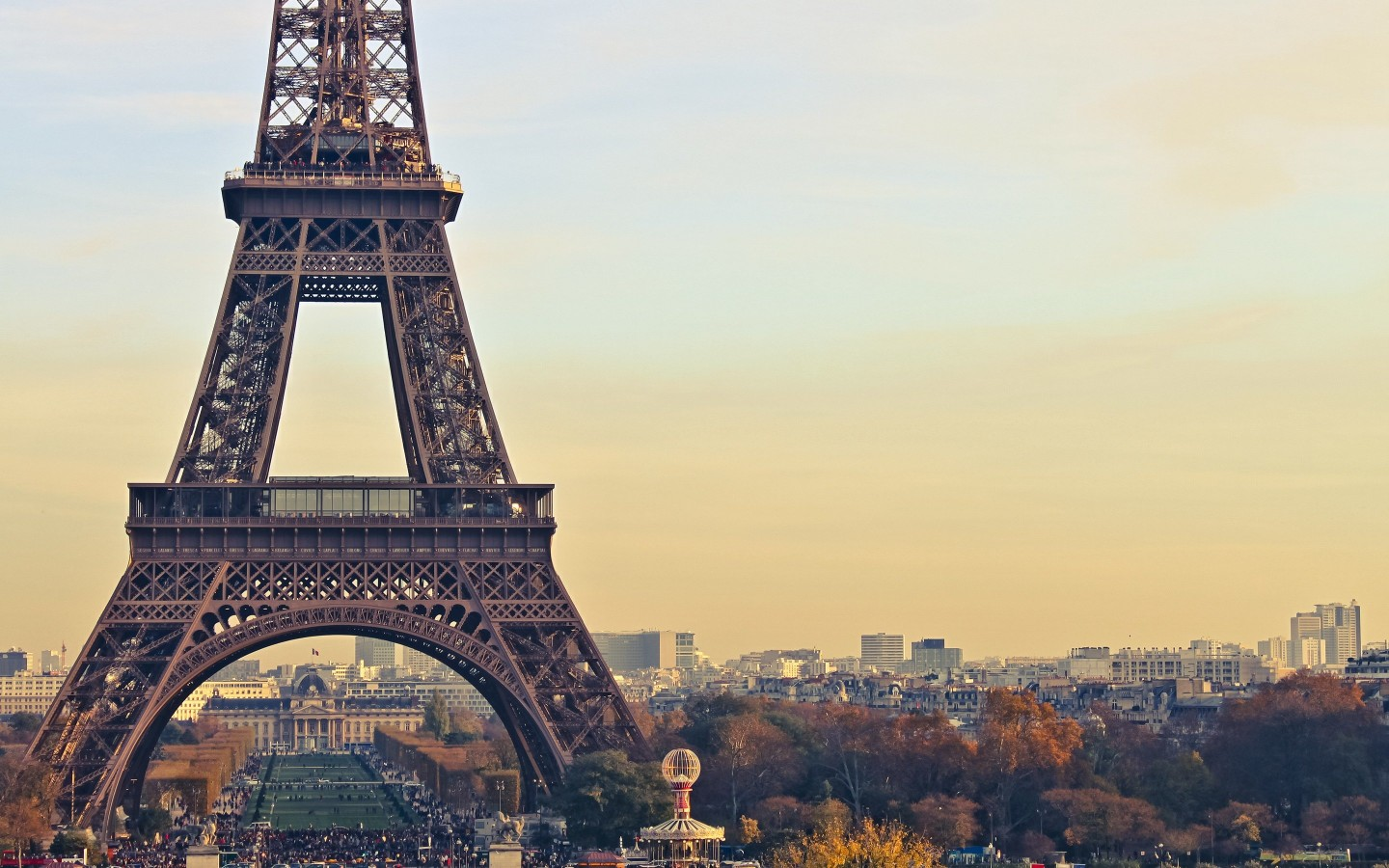 Paris Wallpaper for Desktop 1440x900