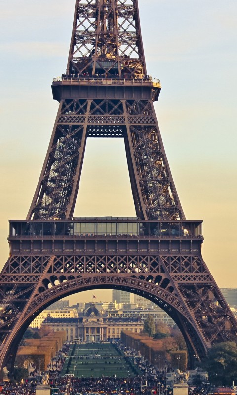 Paris Wallpaper for HTC Desire HD