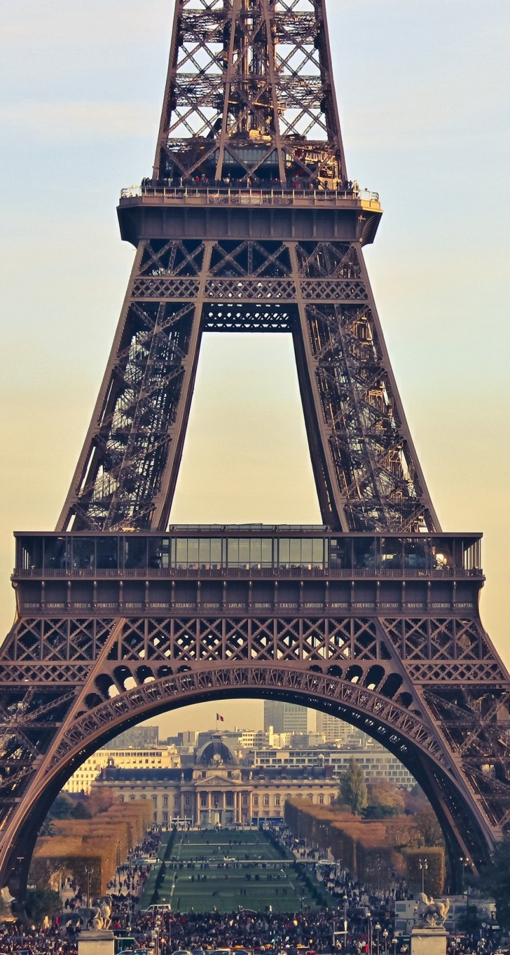 Paris Wallpaper for Apple iPhone 5 / 5s