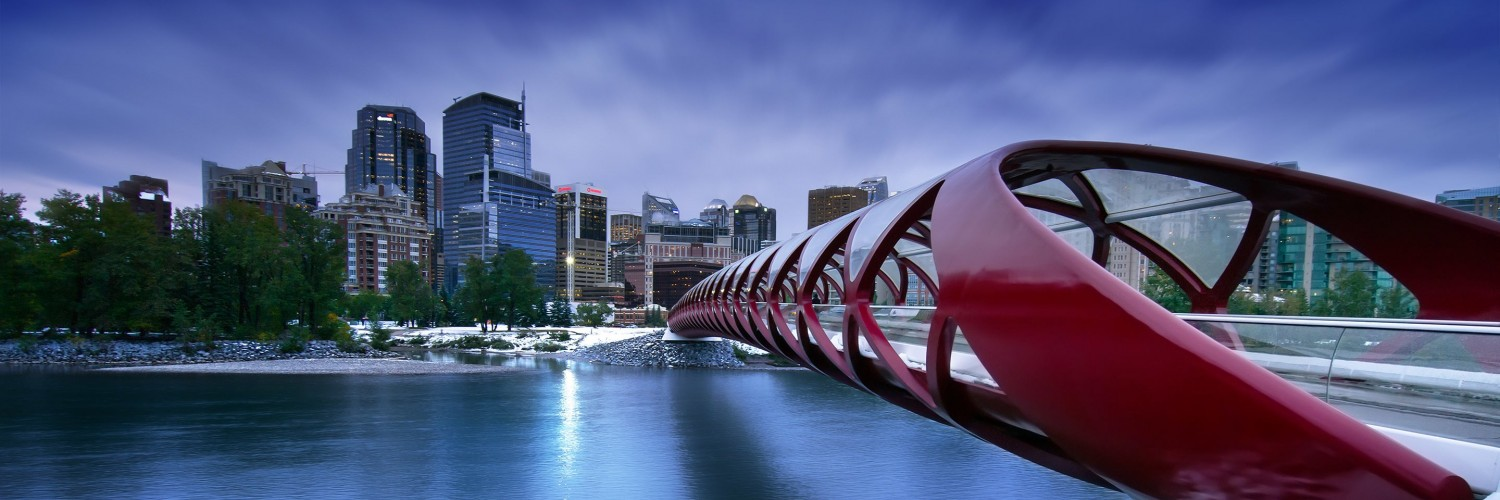 Peace Bridge Wallpaper for Social Media Twitter Header