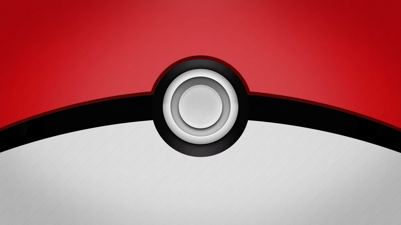 Pokeball Wallpaper for Desktop 1280x720