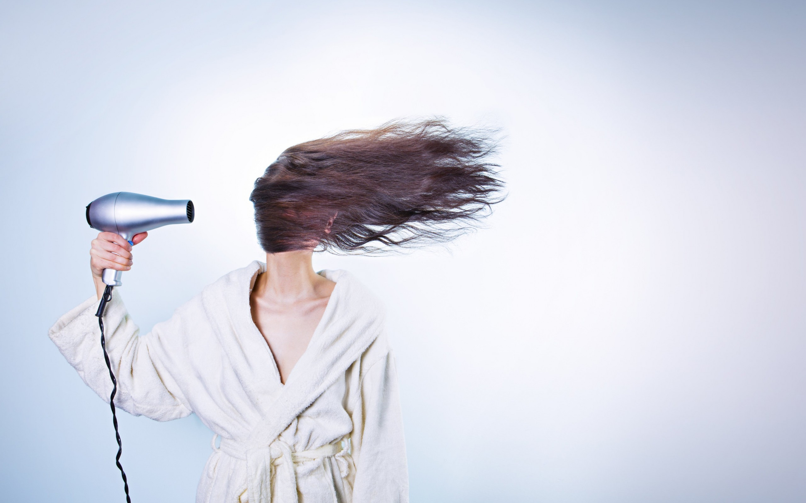 Powerful Hair Dryer Wallpaper for Desktop 2560x1600