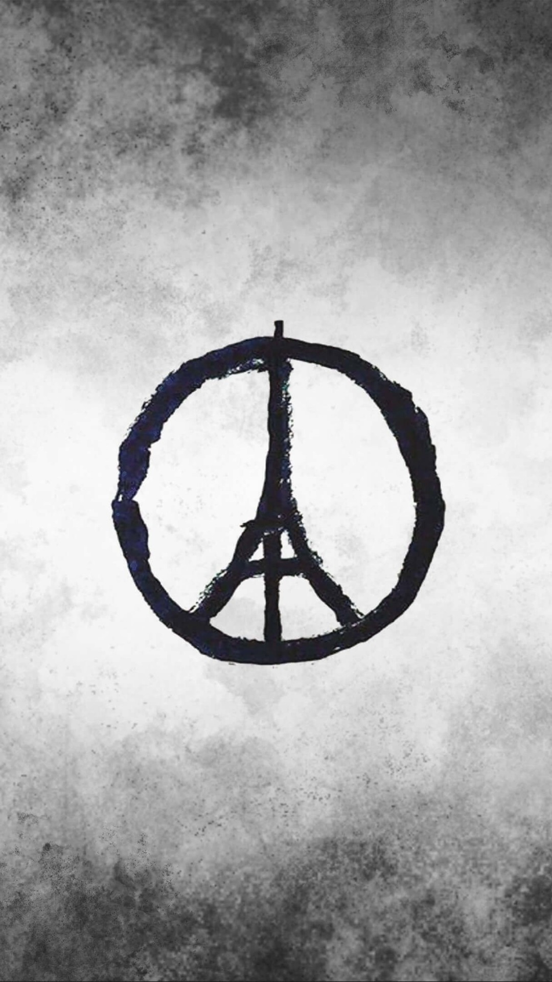 Pray For Paris Wallpaper for SONY Xperia Z3