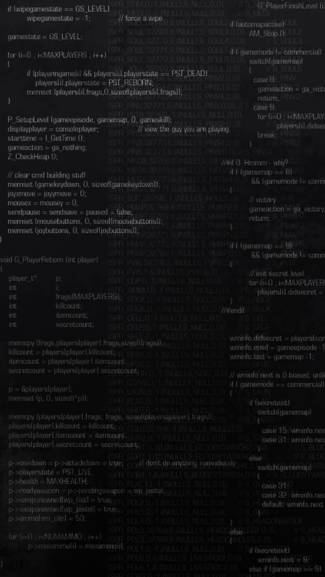 Programming Wallpaper for HTC One