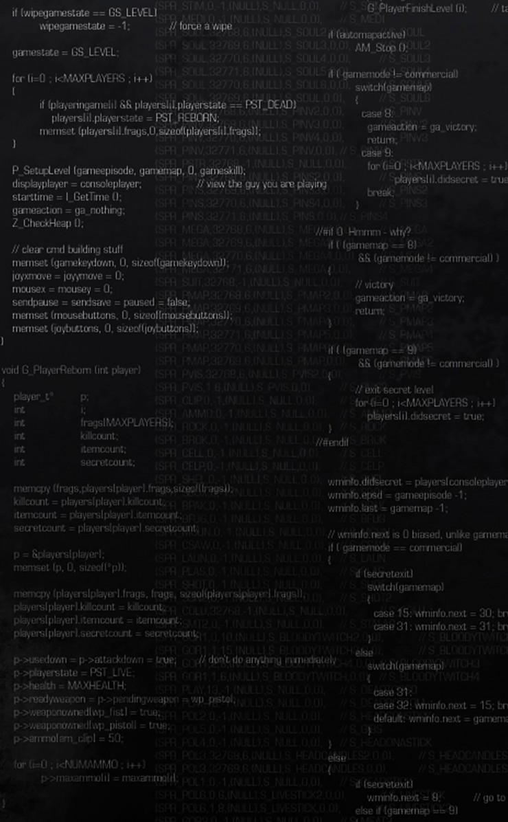Programming Wallpaper for Apple iPhone 4 / 4s