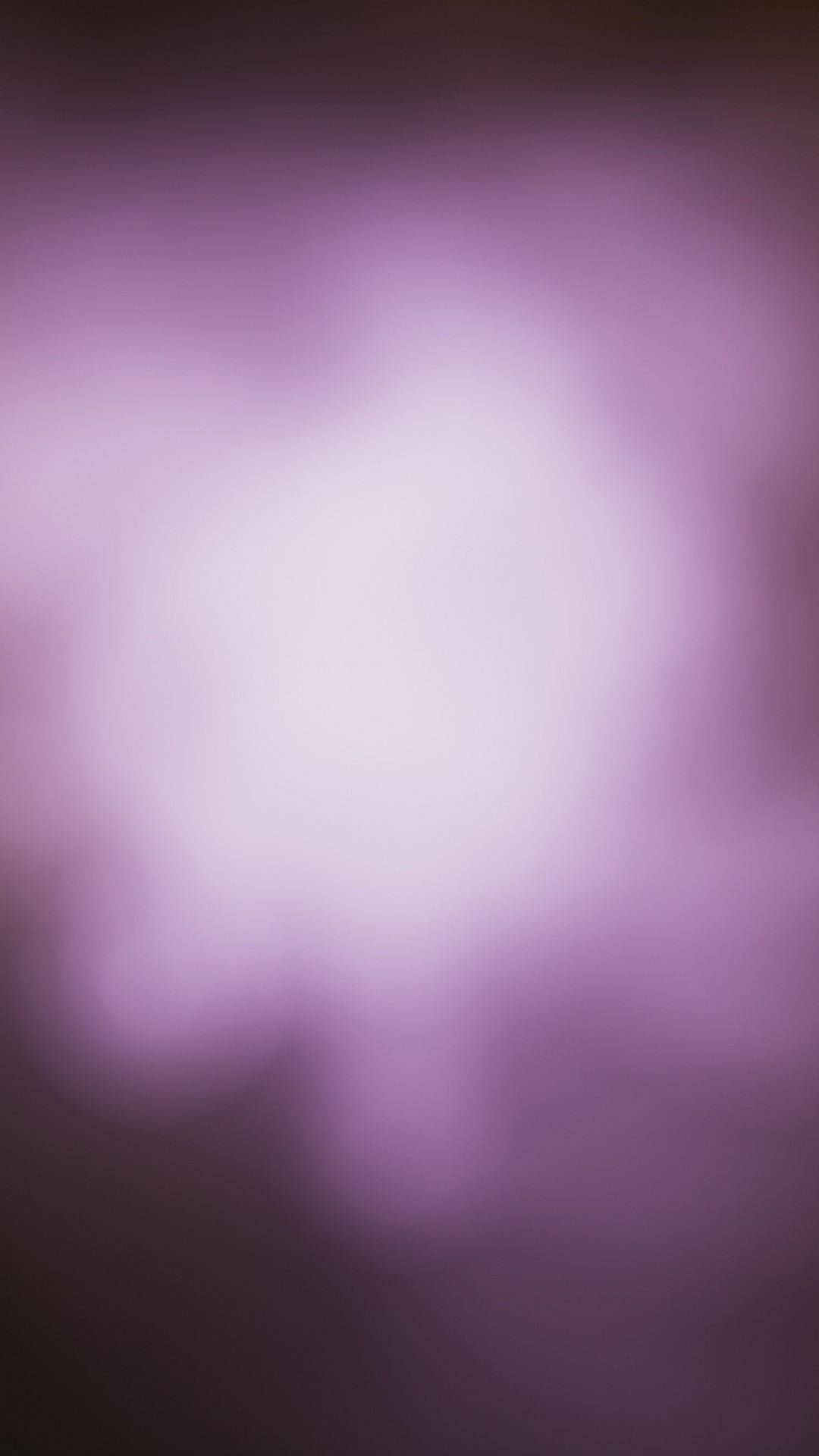 Purple Aura Wallpaper for HTC One
