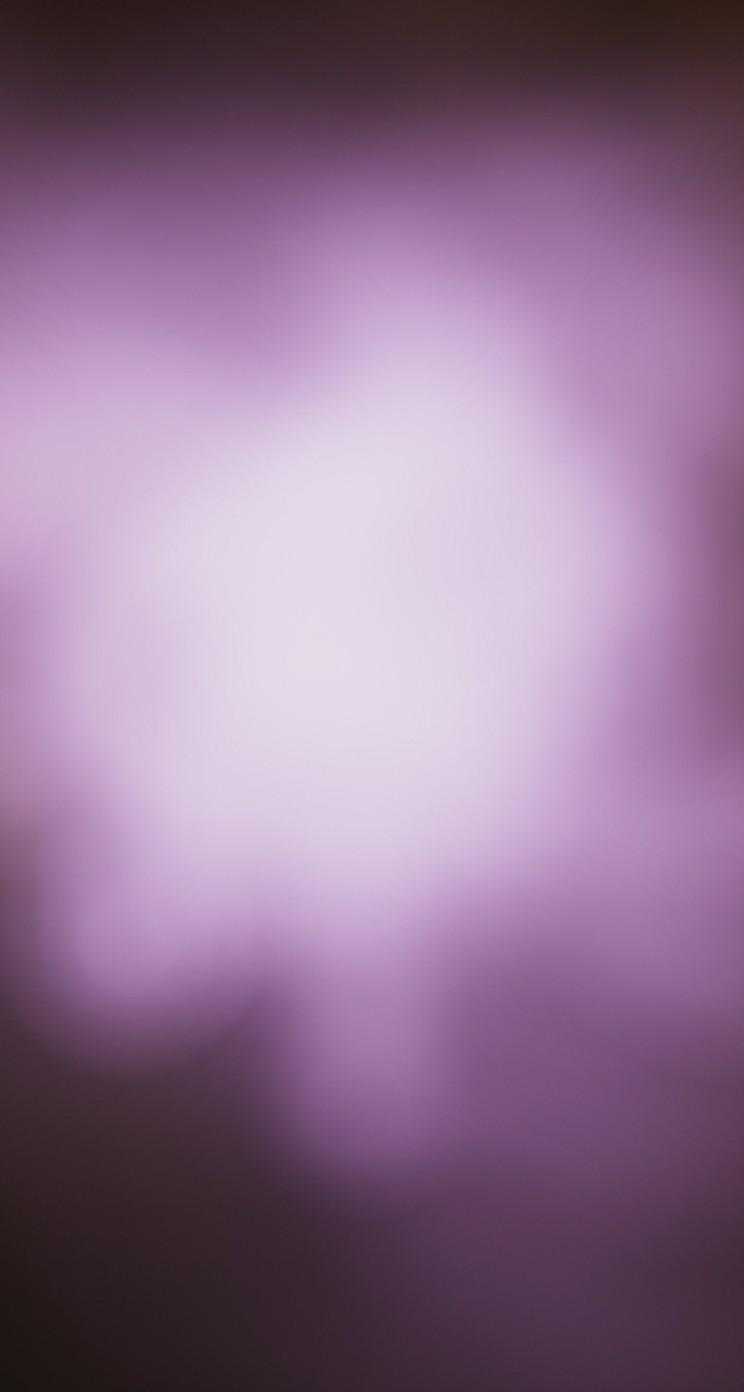 Purple Aura Wallpaper for Apple iPhone 5 / 5s