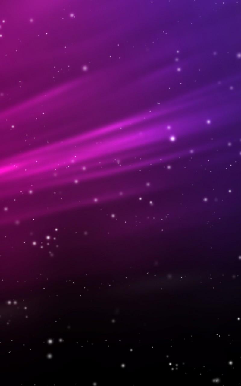 purple aurora sparks wallpaper for amazon kindle fire hd
