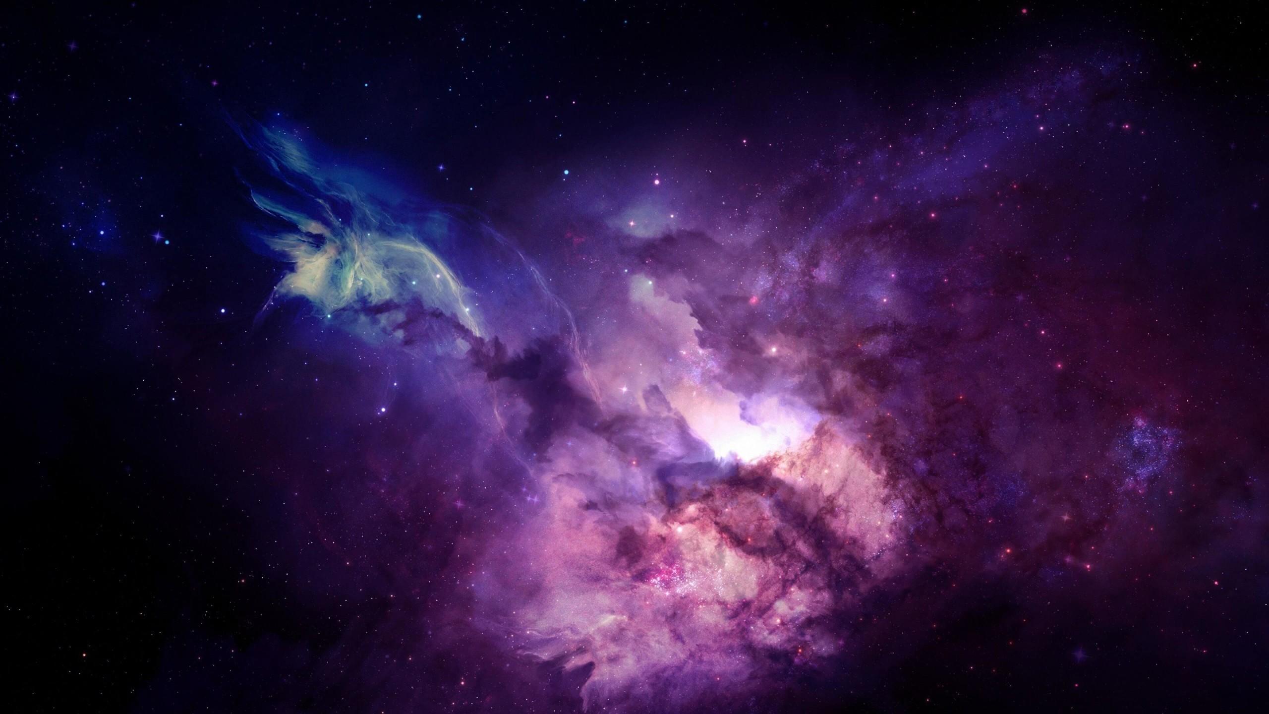 nebula 2560x1440 - photo #2