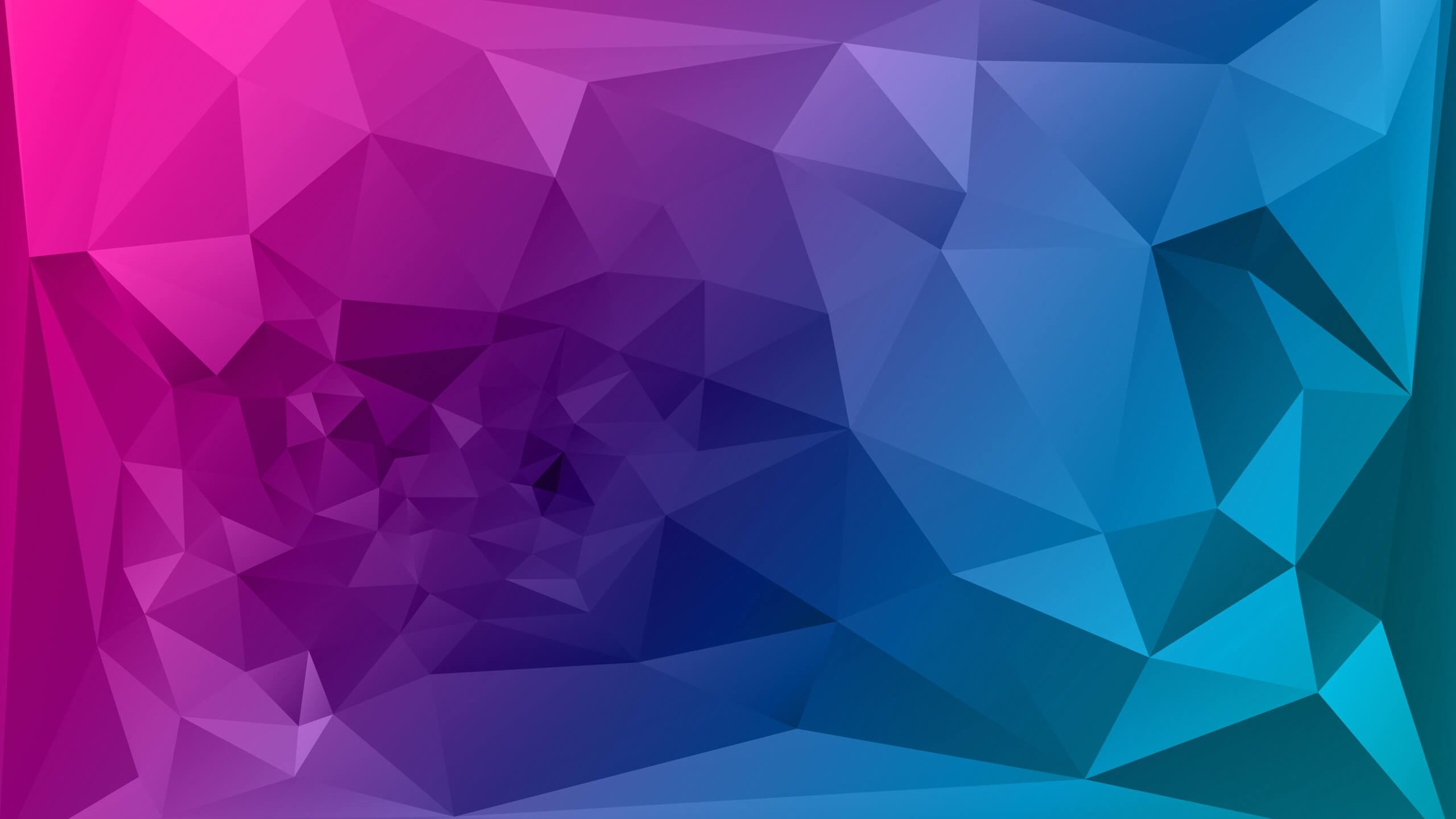 Purple Polygonal Background Wallpaper for Social Media YouTube Channel Art