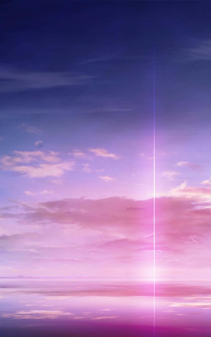 download purple solar pillar hd wallpaper for kindle fire