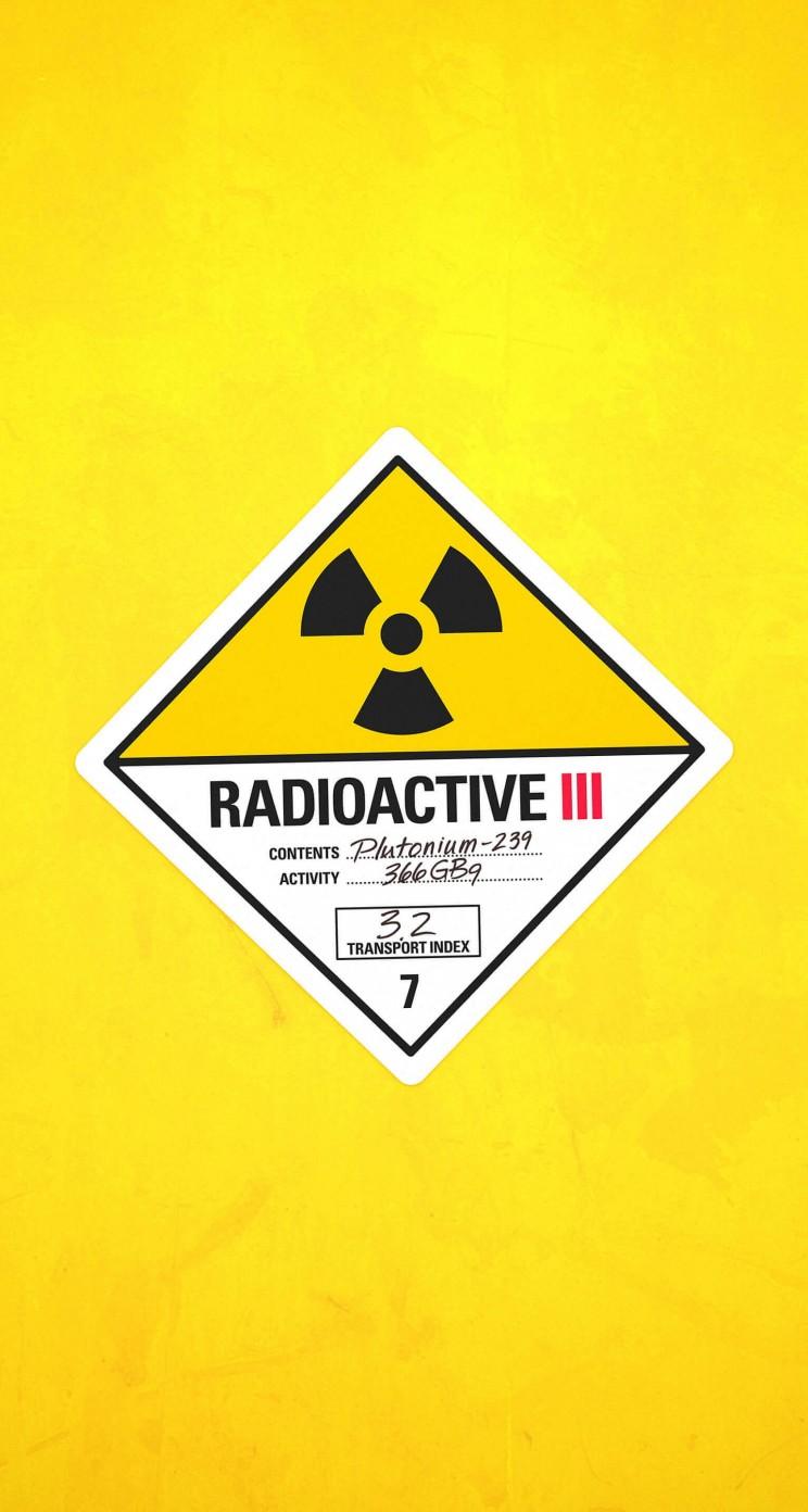 Radioactive HD wallpap...