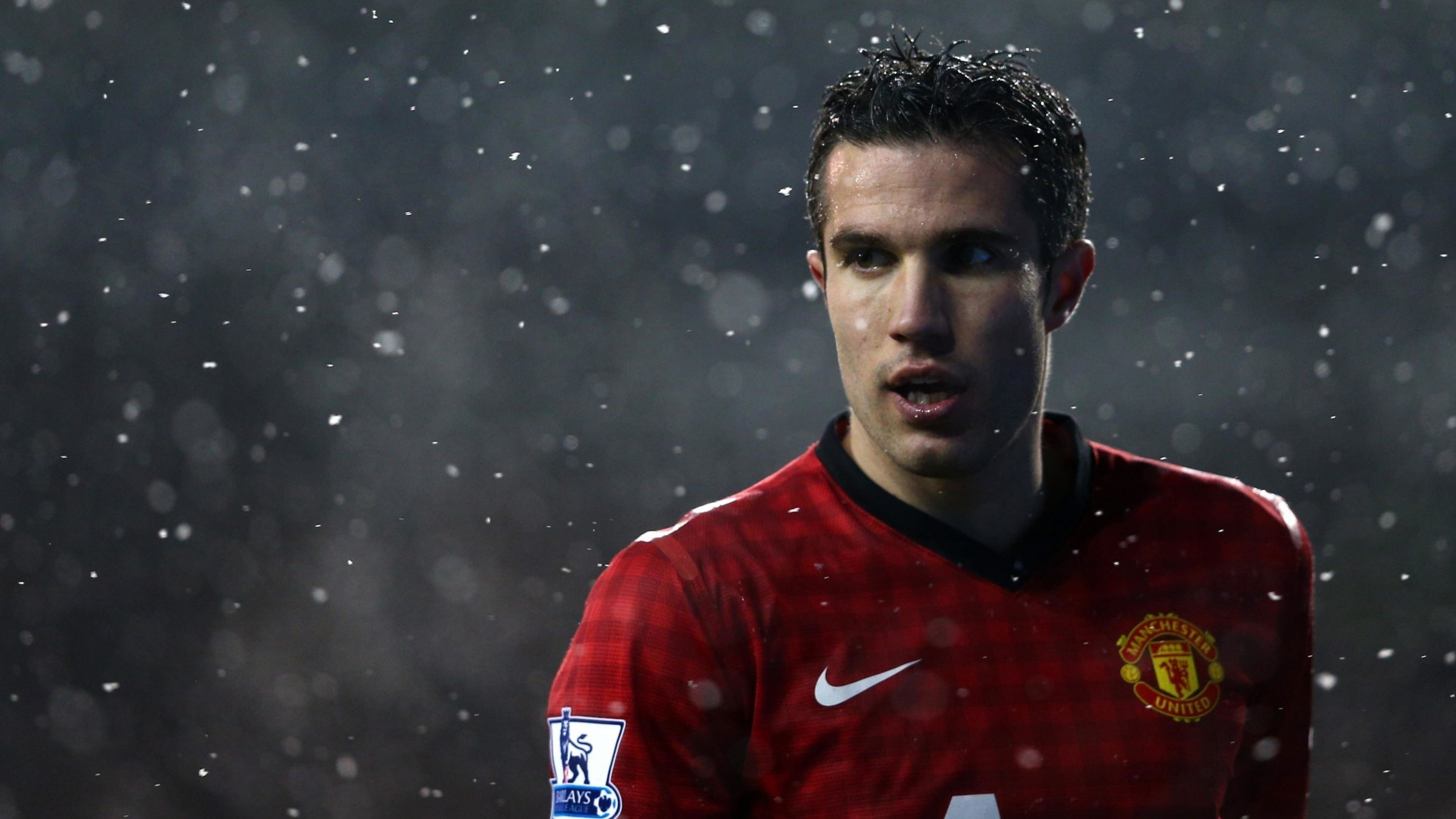 Robin van Persie Wallpaper for Desktop 4K 3840x2160