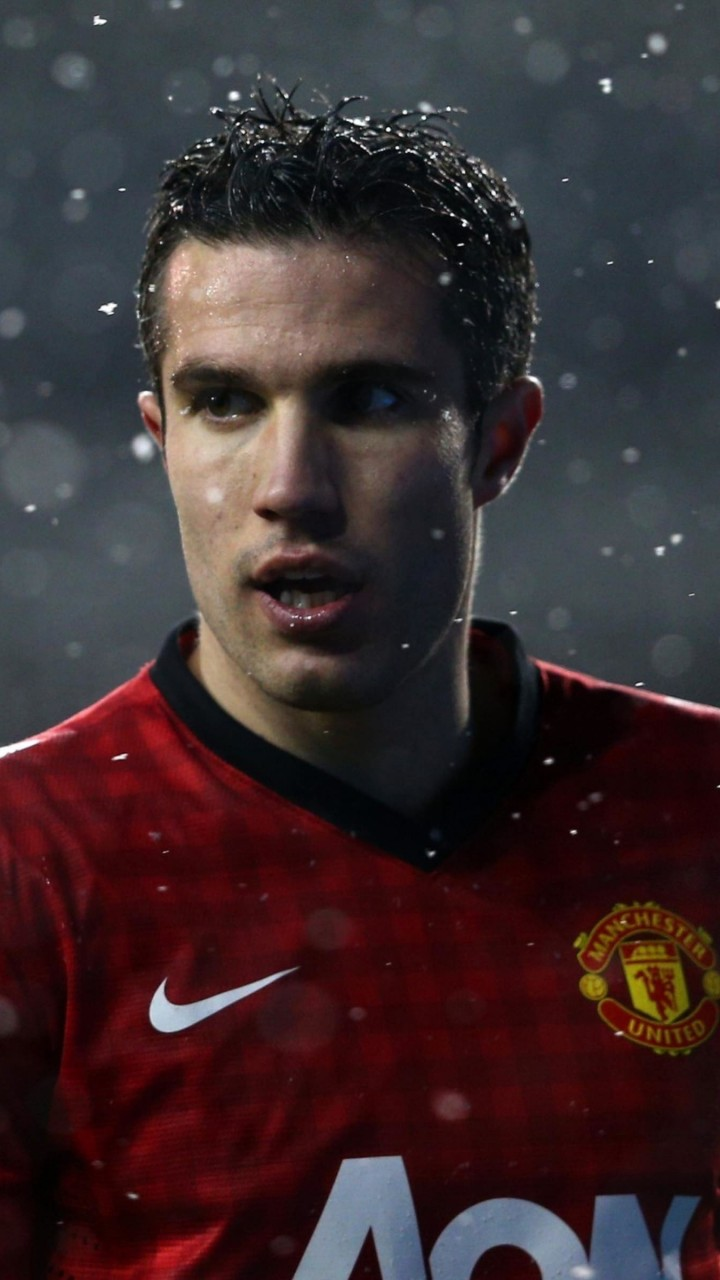 Robin van Persie Wallpaper for SAMSUNG Galaxy Note 2