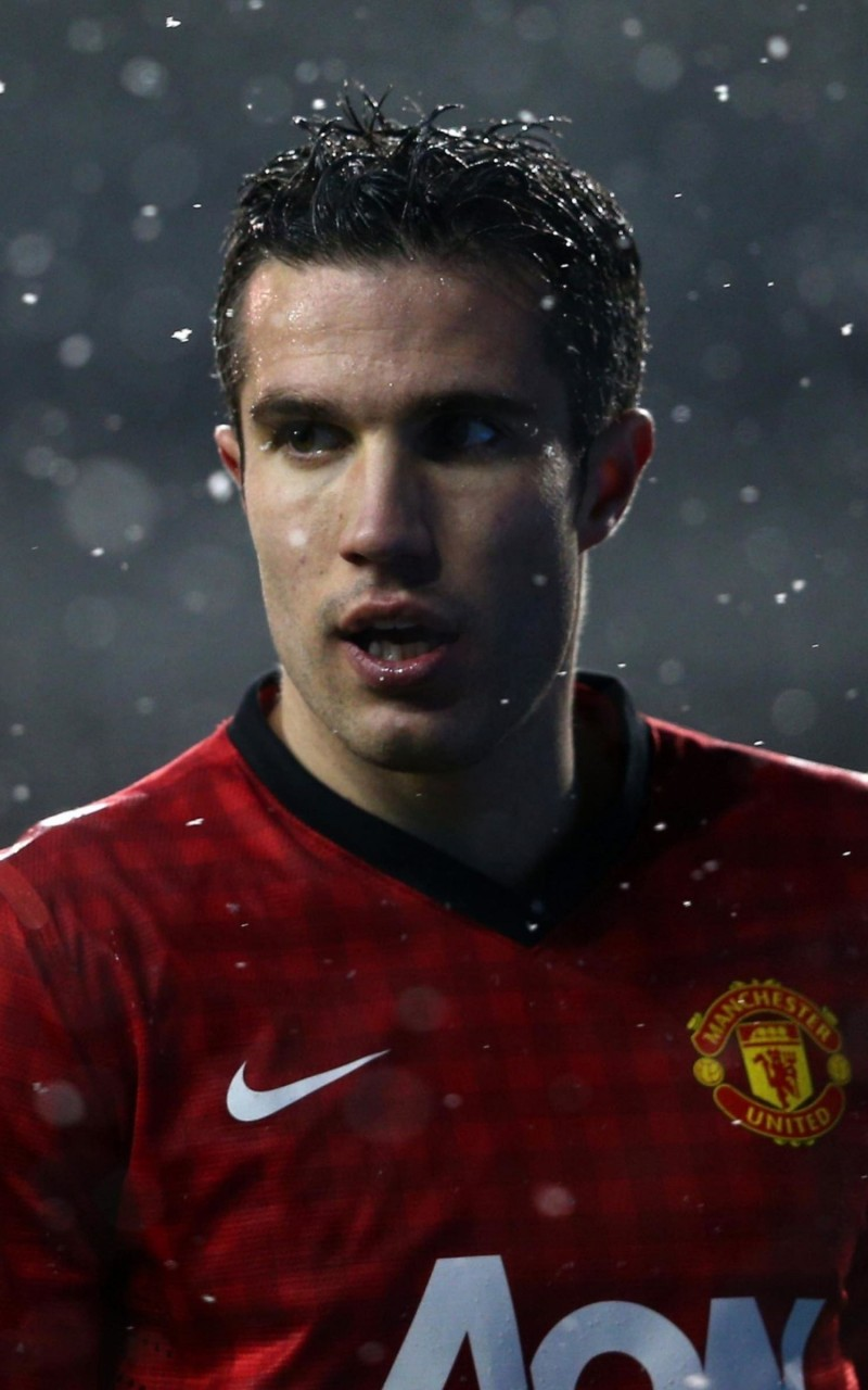 Robin van Persie Wallpaper for Amazon Kindle Fire HD
