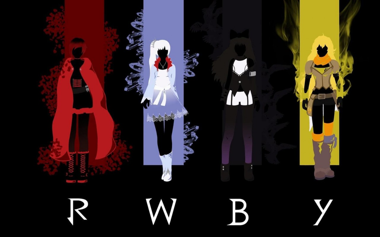 RWBY Wallpaper for Desktop 1280x800
