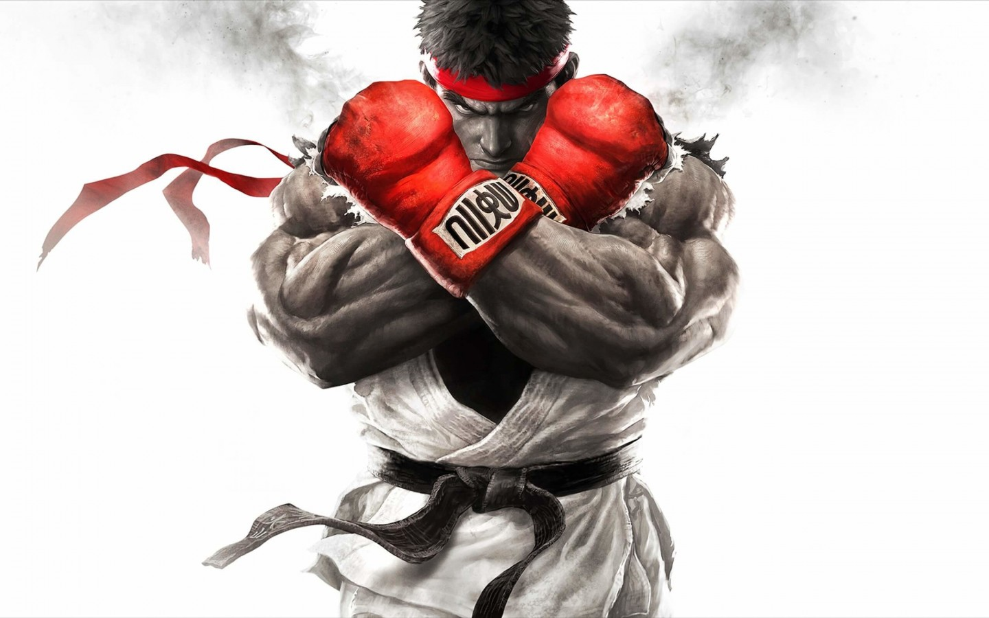 Ryu - Street Fighter Wallpaper for Desktop 1440x900