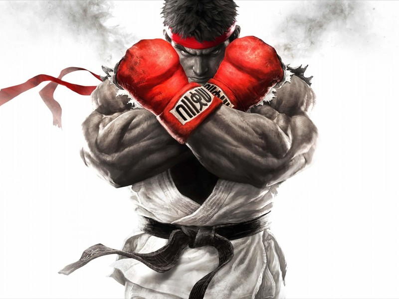 Ryu - Street Fighter Wallpaper for Desktop 800x600