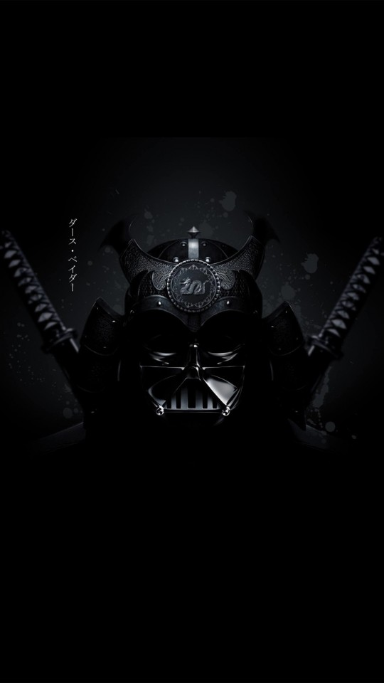 Samurai Darth Vader Wallpaper for Motorola Moto E